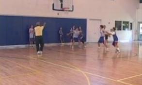Knick Rebounding Drill