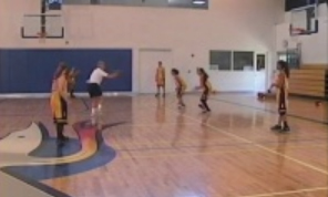 2 Line Passing Drill