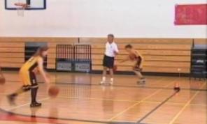 Two Ball Dribbling